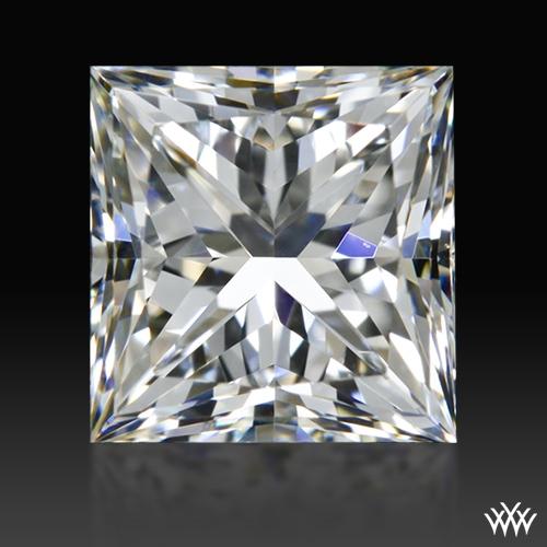 0.905 ct H VS1 A CUT ABOVE® Princess Super Ideal Cut Diamond