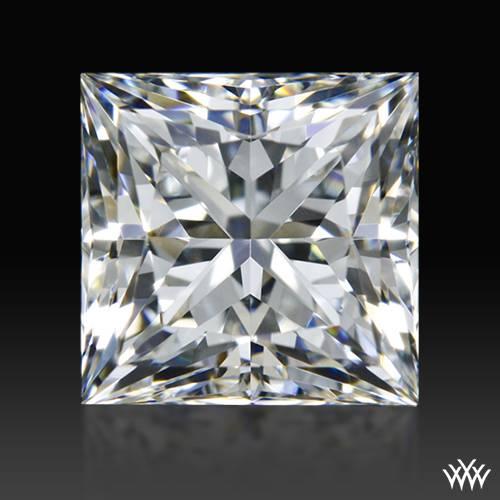 0.924 ct H VS2 A CUT ABOVE® Princess Super Ideal Cut Diamond