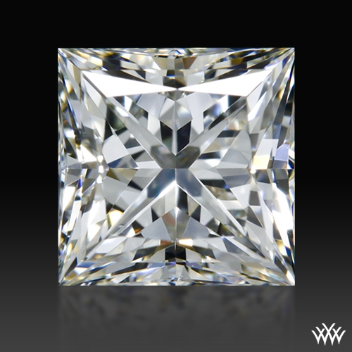 0.922 ct I VS1 A CUT ABOVE® Princess Super Ideal Cut Diamond