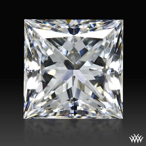 1.216 ct F VVS2 A CUT ABOVE® Princess Super Ideal Cut Diamond