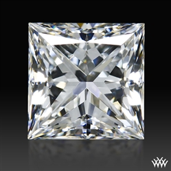 1.216 ct F VVS2 A CUT ABOVE® Princess Super Ideal Cut Diamond