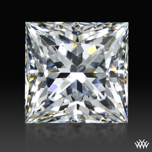 0.882 ct H VS1 A CUT ABOVE® Princess Super Ideal Cut Diamond