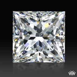 0.882 ct H VS1 A CUT ABOVE® Princess Super Ideal Cut Diamond