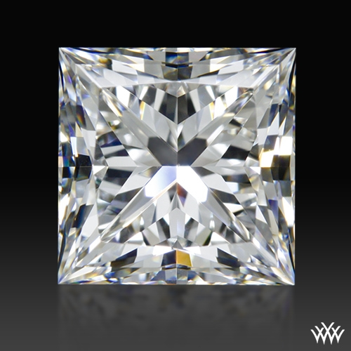 2.021 ct F VS1 A CUT ABOVE® Princess Super Ideal Cut Diamond