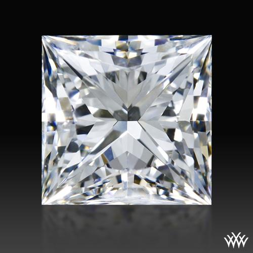 0.802 ct H SI1 A CUT ABOVE® Princess Super Ideal Cut Diamond