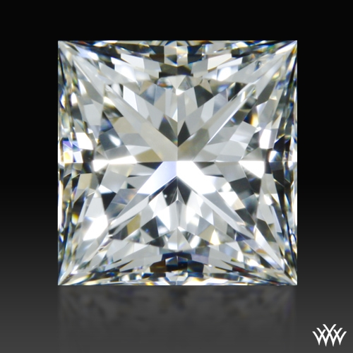 0.915 ct G VS1 A CUT ABOVE® Princess Super Ideal Cut Diamond
