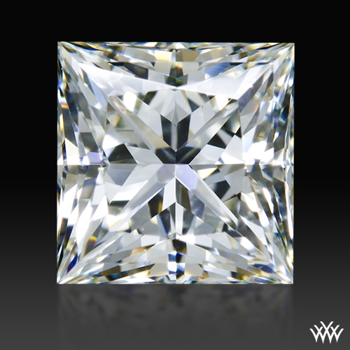 0.912 ct I VS1 A CUT ABOVE® Princess Super Ideal Cut Diamond