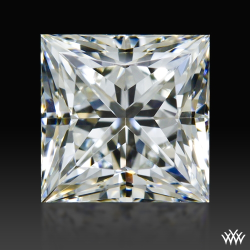 0.62 ct H VS2 A CUT ABOVE® Princess Super Ideal Cut Diamond