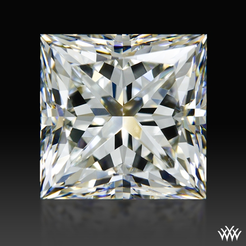 1.918 ct H VS2 A CUT ABOVE® Princess Super Ideal Cut Diamond