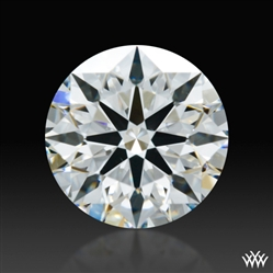 1.218 ct D VS2 A CUT ABOVE® Hearts and Arrows Super Ideal Round Cut Loose Diamond