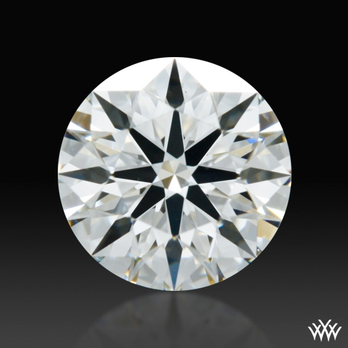 0.786 ct G VS1 A CUT ABOVE® Hearts and Arrows Super Ideal Round Cut Loose Diamond