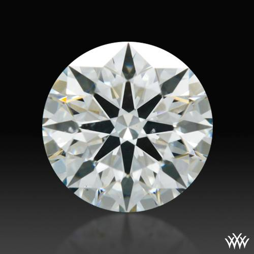 0.728 ct I VS2 A CUT ABOVE® Hearts and Arrows Super Ideal Round Cut Loose Diamond