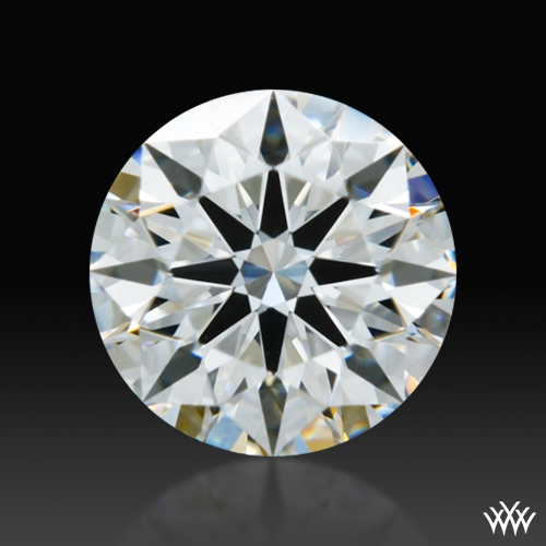 0.705 ct E VS1 A CUT ABOVE® Hearts and Arrows Super Ideal Round Cut Loose Diamond