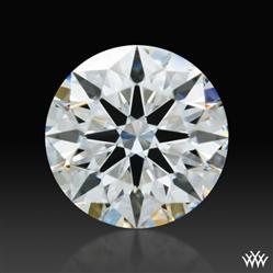 0.705 ct E VS1 A CUT ABOVE® Hearts and Arrows Super Ideal Round Cut Loose Diamond
