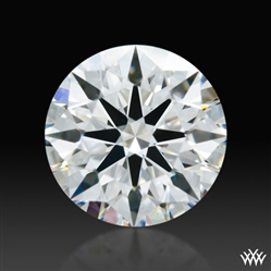 0.62 ct D VS2 A CUT ABOVE® Hearts and Arrows Super Ideal Round Cut Loose Diamond