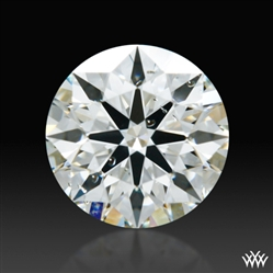 0.606 ct I SI1 Expert Selection Round Cut Loose Diamond