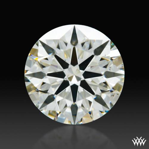 0.60 ct K SI1 A CUT ABOVE® Hearts and Arrows Super Ideal Round Cut Loose Diamond