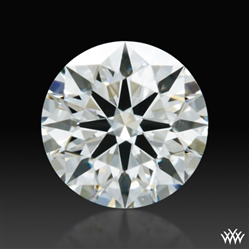 0.52 ct H VS2 A CUT ABOVE® Hearts and Arrows Super Ideal Round Cut Loose Diamond