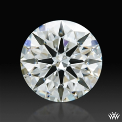 0.511 ct G SI1 A CUT ABOVE® Hearts and Arrows Super Ideal Round Cut Loose Diamond