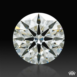 0.568 ct I VS1 A CUT ABOVE® Hearts and Arrows Super Ideal Round Cut Loose Diamond