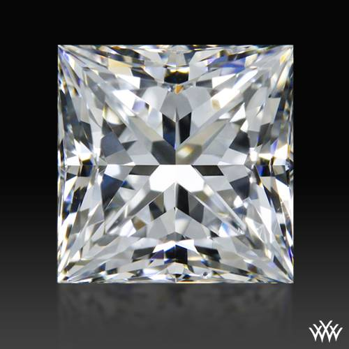 0.818 ct G VS1 A CUT ABOVE® Princess Super Ideal Cut Diamond