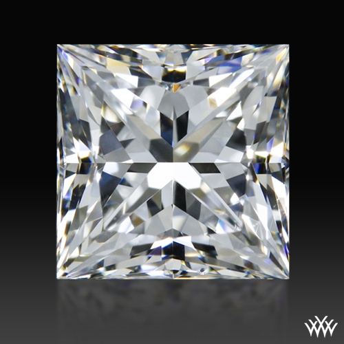 0.818 ct G VS1 A CUT ABOVE® Princess Super Ideal Cut Diamond
