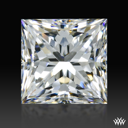 0.727 ct F VS1 A CUT ABOVE® Princess Super Ideal Cut Diamond