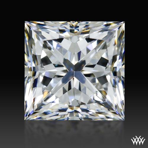 0.813 ct F VS1 A CUT ABOVE® Princess Super Ideal Cut Diamond