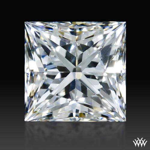 0.43 ct F VVS2 A CUT ABOVE® Princess Super Ideal Cut Diamond