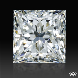 0.56 ct H VS2 A CUT ABOVE® Princess Super Ideal Cut Diamond