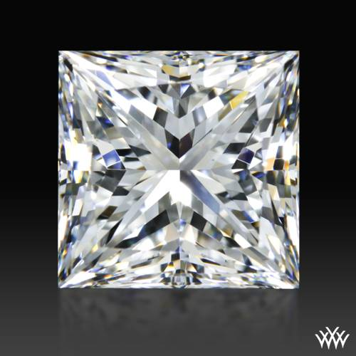 2.087 ct G VS2 A CUT ABOVE® Princess Super Ideal Cut Diamond