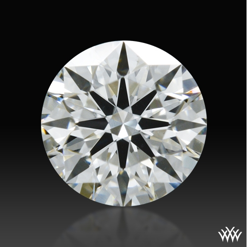 0.417 ct G VS2 A CUT ABOVE® Hearts and Arrows Super Ideal Round Cut Loose Diamond