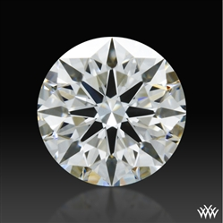 0.403 ct G VS2 A CUT ABOVE® Hearts and Arrows Super Ideal Round Cut Loose Diamond