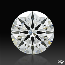 3.243 ct I VS2 A CUT ABOVE® Hearts and Arrows Super Ideal Round Cut Loose Diamond