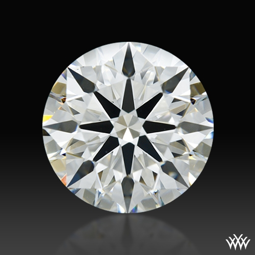 1.547 ct J VS2 A CUT ABOVE® Hearts and Arrows Super Ideal Round Cut Loose Diamond