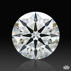 1.43 ct G VS2 A CUT ABOVE® Hearts and Arrows Super Ideal Round Cut Loose Diamond