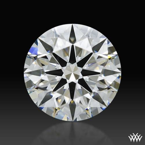 1.514 ct H VS1 A CUT ABOVE® Hearts and Arrows Super Ideal Round Cut Loose Diamond