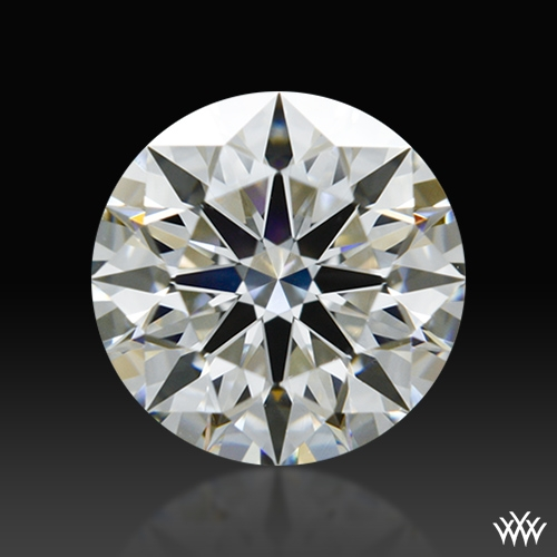 0.75 ct H VS1 A CUT ABOVE® Hearts and Arrows Super Ideal Round Cut Loose Diamond