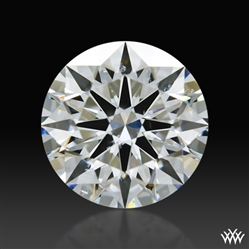0.80 ct F SI1 A CUT ABOVE® Hearts and Arrows Super Ideal Round Cut Loose Diamond