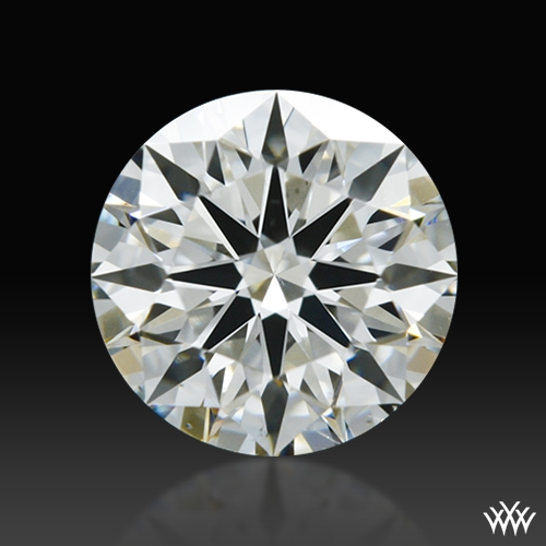 0.765 ct H SI1 Expert Selection Round Cut Loose Diamond