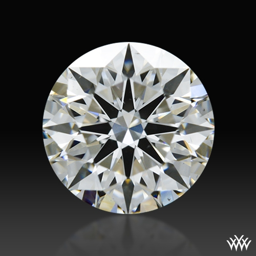 0.767 ct F SI1 Expert Selection Round Cut Loose Diamond