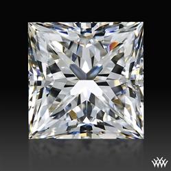 1.668 ct F VS1 A CUT ABOVE® Princess Super Ideal Cut Diamond