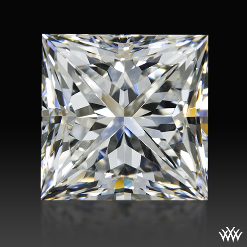 1.703 ct G VS1 A CUT ABOVE® Princess Super Ideal Cut Diamond