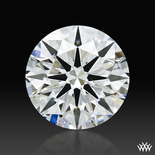 1.175 ct F VS1 A CUT ABOVE® Hearts and Arrows Super Ideal Round Cut Loose Diamond