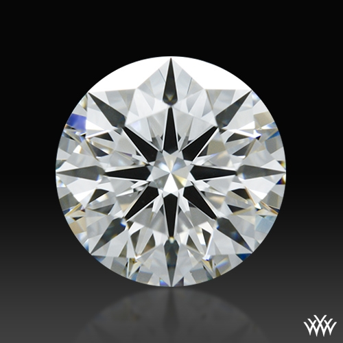 1.362 ct F VS1 A CUT ABOVE® Hearts and Arrows Super Ideal Round Cut Loose Diamond