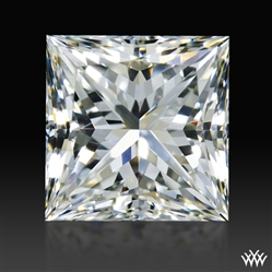 1.001 ct J VS2 A CUT ABOVE® Princess Super Ideal Cut Diamond