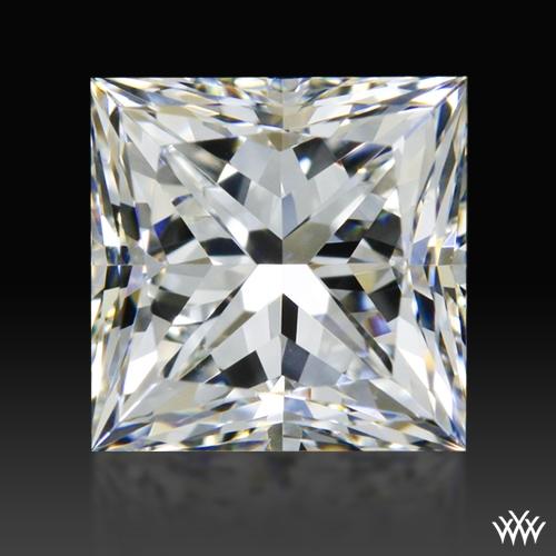 0.701 ct G VS2 A CUT ABOVE® Princess Super Ideal Cut Diamond