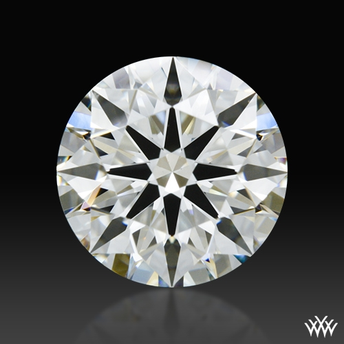 1.69 ct H VS2 A CUT ABOVE® Hearts and Arrows Super Ideal Round Cut Loose Diamond