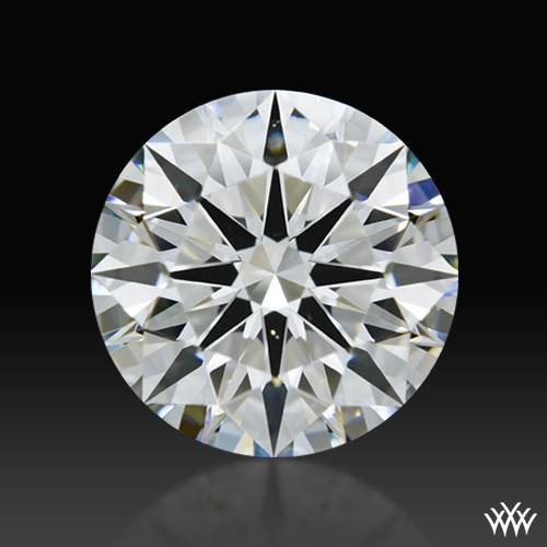 1.574 ct H VS2 A CUT ABOVE® Hearts and Arrows Super Ideal Round Cut Loose Diamond