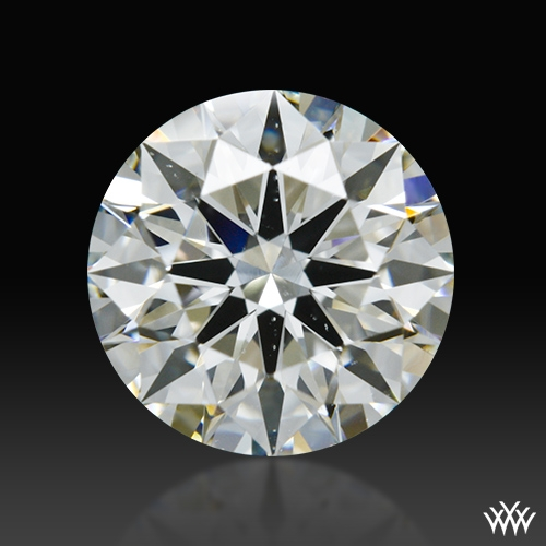 1.117 ct I SI1 A CUT ABOVE® Hearts and Arrows Super Ideal Round Cut Loose Diamond